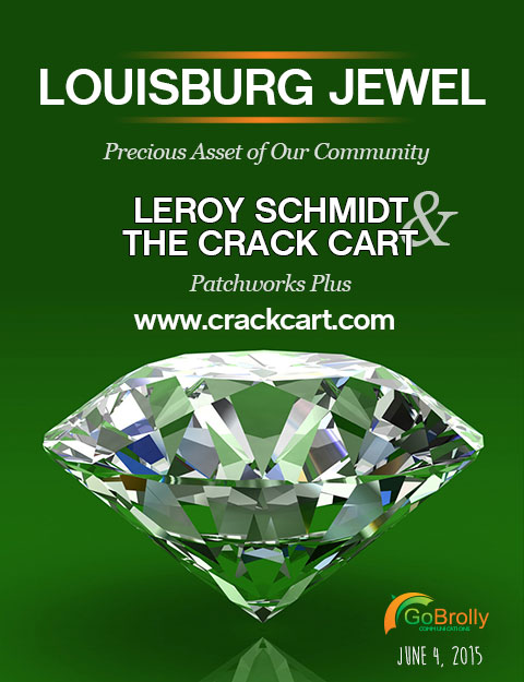 Louisburg Jewel, The Crack Cart