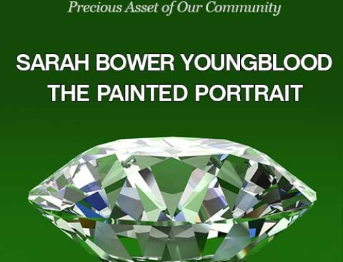 Louisburg Jewel – Sara Bower Youngblood – The Painted Portrait