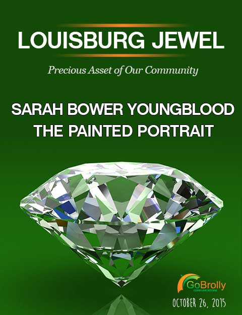 Sarah Bower Youngblood - The Painted Portrait