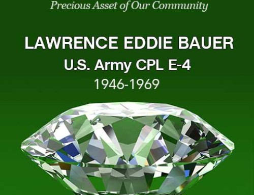 Louisburg Jewel – Lawrence E Bauer
