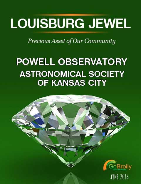 Powell Observatory Louisburg Jewel