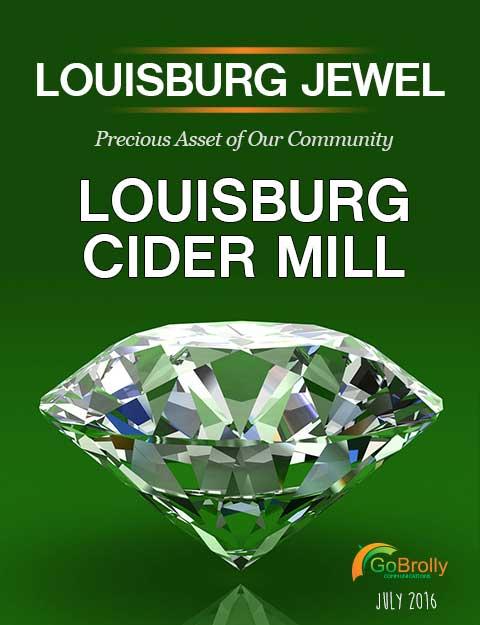 Louisburg Cider Mill Louisburg Jewel Gobrolly