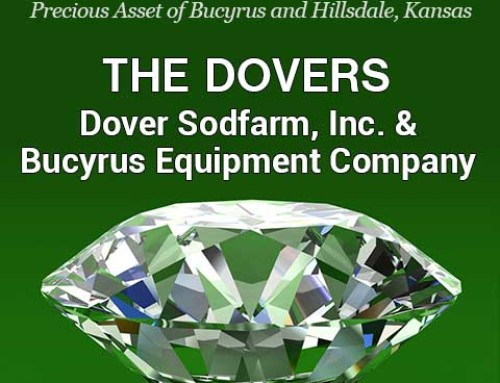 Bucyrus and Hillsdale Jewels – The Dovers