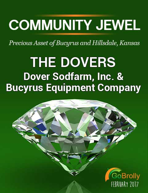 Dovers Community Jewel