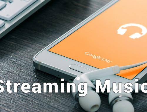 The Amount of Data and Bandwidth Required for Streaming Music