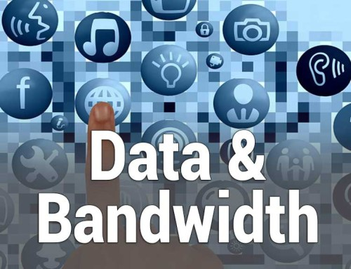 Summary of Data and Bandwidth Requirements for Internet Applications