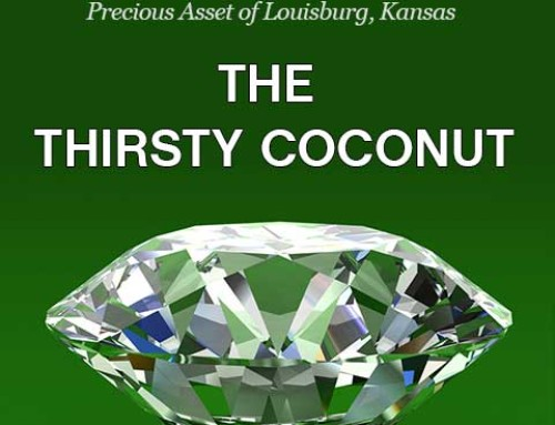 Louisburg Jewel – The Thirsty Coconut