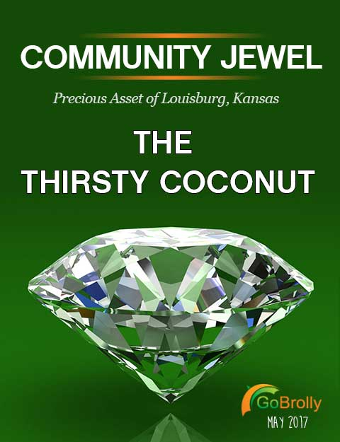 The Thirsty Coconut Louisburg Jewel