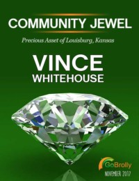 Vince Whitehouse Community Jewel Spotlight