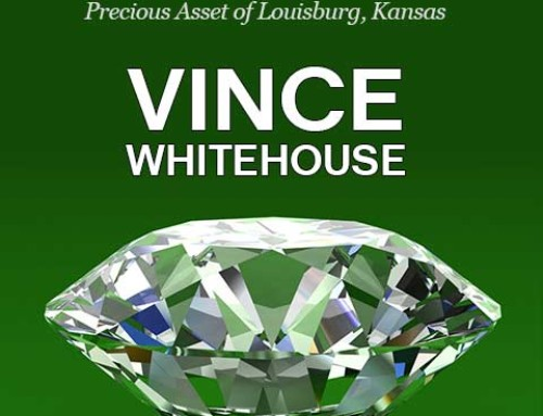 Vince Whitehouse Community Jewel in Louisburg Kansas