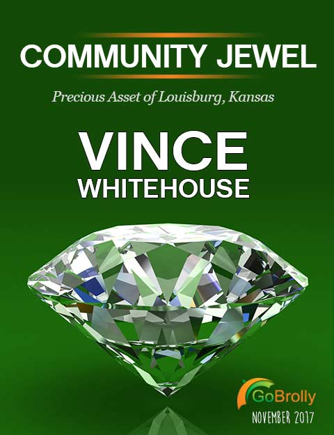 Vince Whitehouse Community Jewel Spotlight