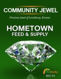 Hometown Feed & Supply Louisburg KS Jewel