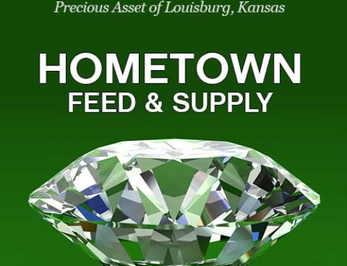 Hometown Feed & Supply Community Jewel in Louisburg, Kansas