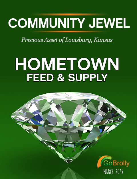 Hometown Feed & Supply Louisburg KS Jewel