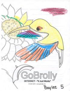 Group 2 No 9 MyGoBrollyArt